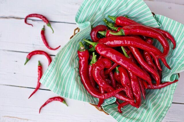 A Cayenne pepper vagy csípős paprika és az Aloe vera hajra