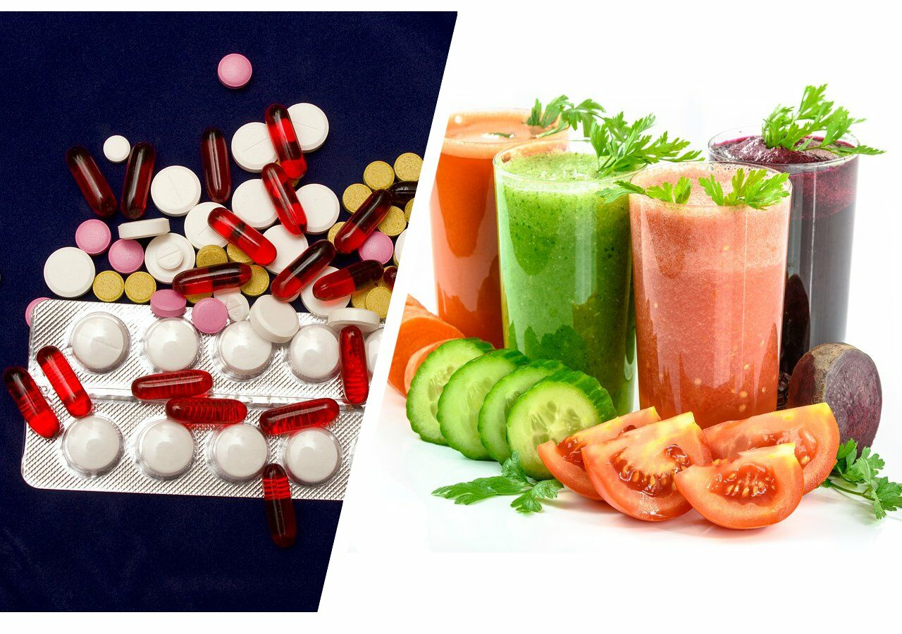Házipatika, gyógyszer vagy vitaminok