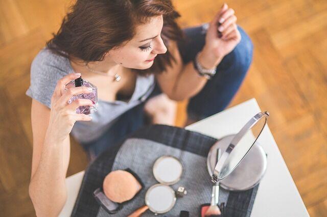 A női parfüm csodálatos ereje