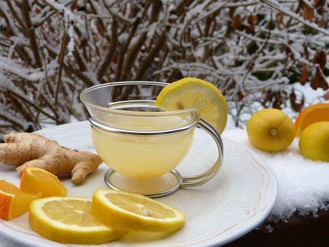 Aloe és a gyömbér tea recept