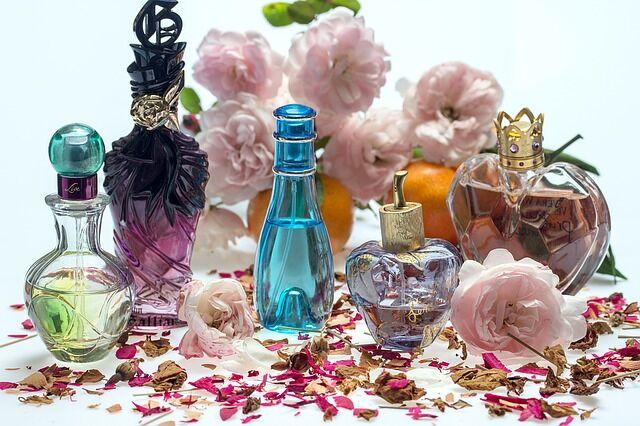 LR parfümkoncepció illatanyagok a parfümben