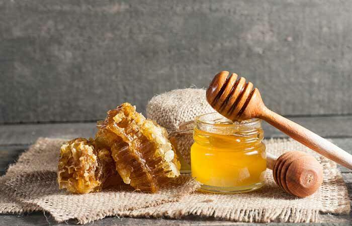 méz lábszárfekélyre