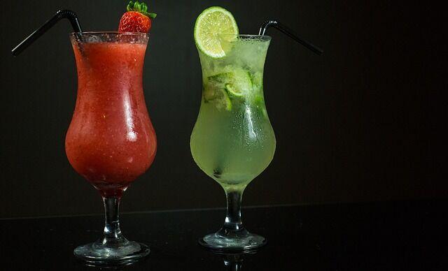 Receptek Aloe verával Alkoholos koktélban