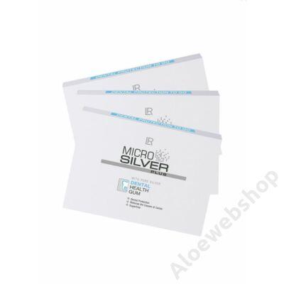 MicroSilver Plus Fogápoló Rágógumi 3 csomag