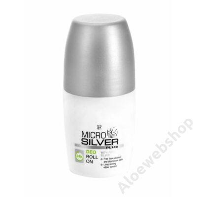 Microsilver Plus Golyós Dezodor