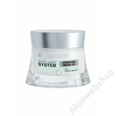 Zeitgard bőröregedés csökkentő hidratáló krémzselé