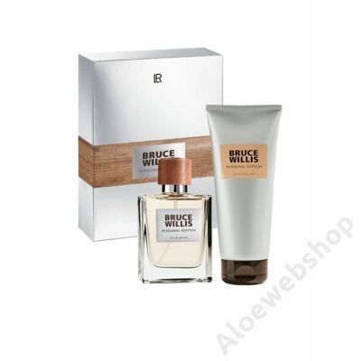 Bruce Willis Personal Edition Parfüm és tusfürdő
