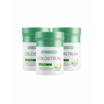 Colostrum Compact vitamin kapszula 3 doboz