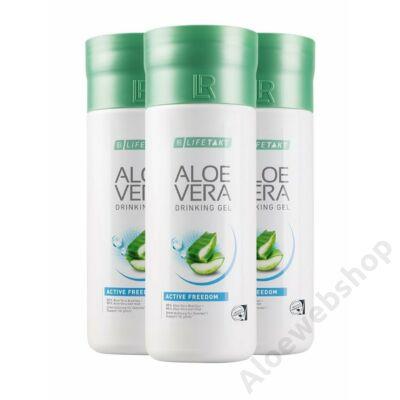 Aloe Vera ital Freedom 3 flakon