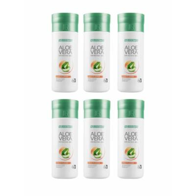 Aloe Vera ital Őszibarack 6 flakon
