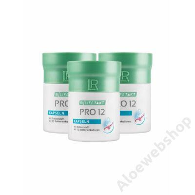 Probiotikum 12 immunerősítő béltisztítás 3-as csomag