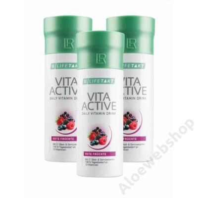 VitaAktiv étrend kiegészítő vitaminok 3-as csomag