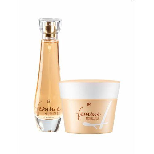 Femme Noblesse női szett Parfüm és testápoló