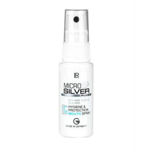 MicroSilver Plus szájspray