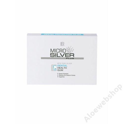 MicroSilver Plus Fogápoló Rágógumi