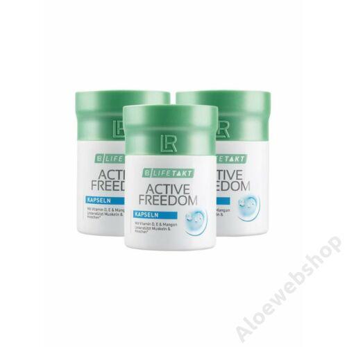 Activ Freedom vitamin kapszula 3 doboz