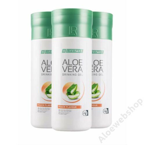 Aloe Vera ital Őszibarack 3 flakon