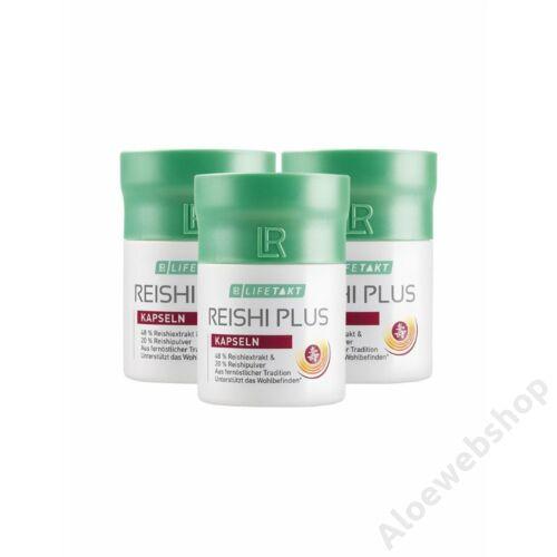 Reishi Plus étrend kiegészítő vitaminok 3-as csomag