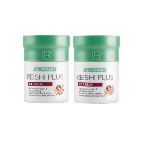 Reishi Plus étrend kiegészítő kapszula 2 doboz