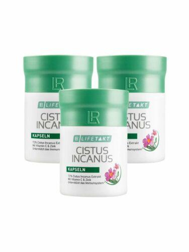 Cistus Incanus étrendkiegészítő kapszula 3 csomag