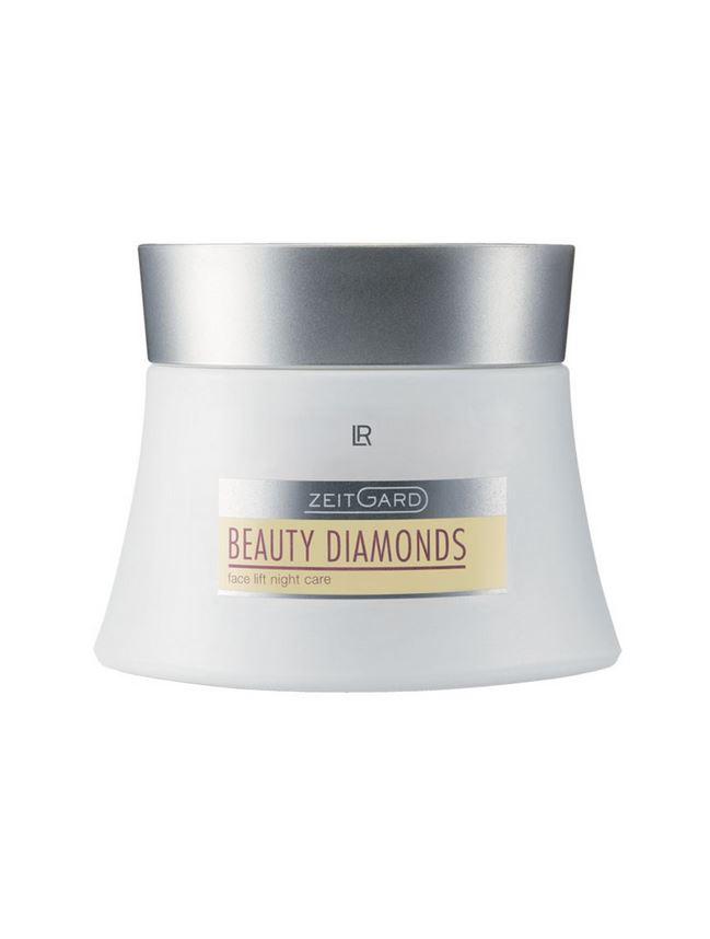 Zeitgard Beauty Diamonds ránctalanító éjszakai krém - Aloe..